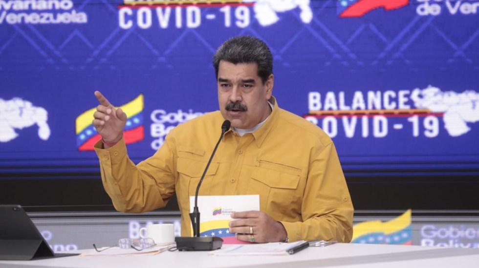 Venezuela rechaza ser incluido en lista por incumplir lucha antidrogas - En la foto, el presidente Nicolás Maduro. Foto de @NicolasMaduro