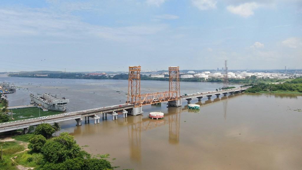 Instruye Inai transparentar contratos con Surbana Jurong para desarrollo de Corredor Interoceánico - Obras en Veracruz del Corredor Interoceánico. Foto de Ayuntamiento de Coatzacoalcos