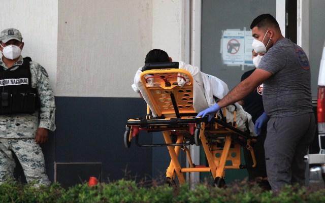 México, entre los 10 países con más muertes por COVID-19: CEPAL - Situación del COVID-19 en México. Foto de EFE