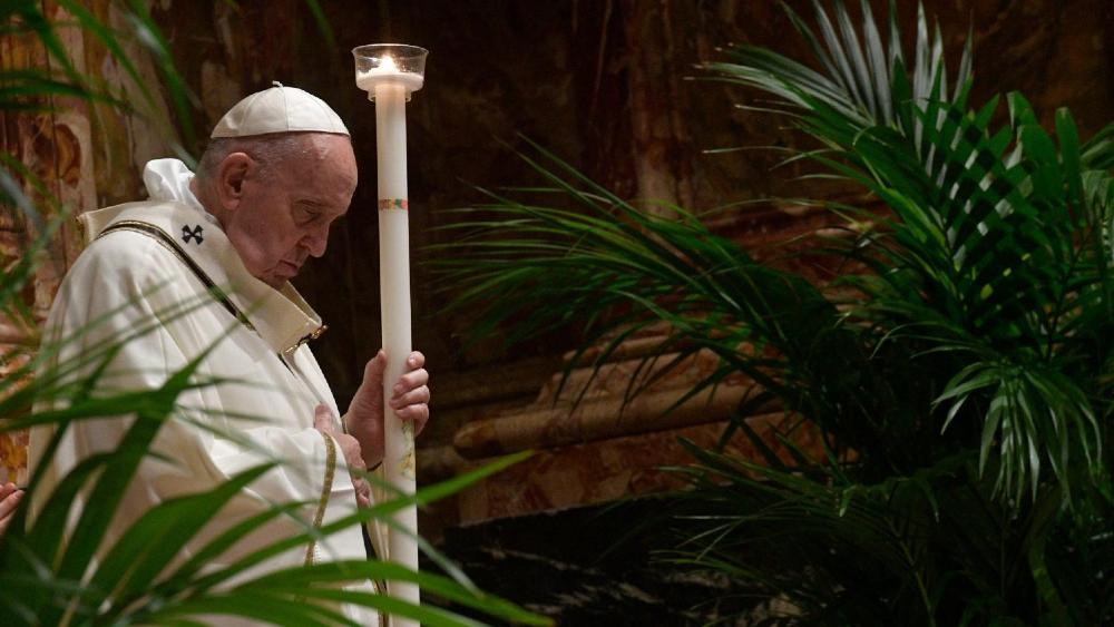 Papa Francisco pide no perder la esperanza en estos meses oscuros - Papa Francisco
