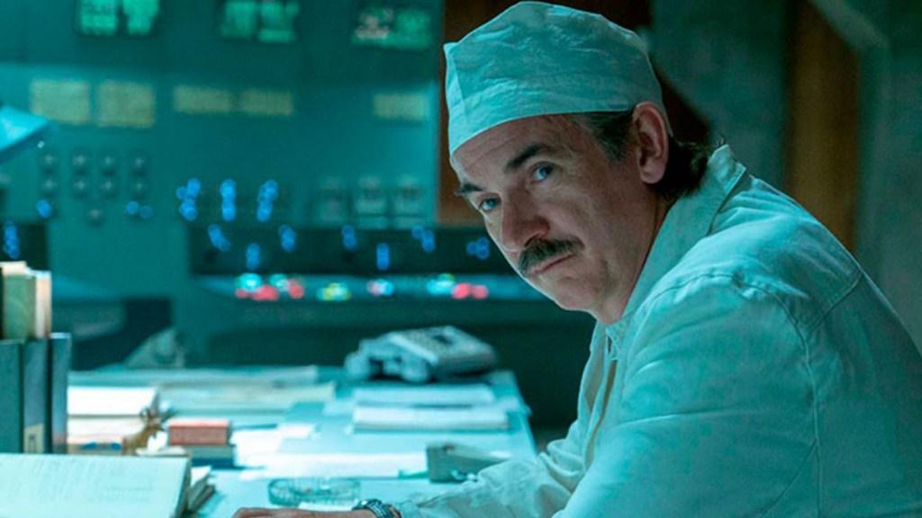 Murió Paul Ritter, actor de Harry Potter y Chernóbil - Paul Ritter en Chernóbil. Foto de HBO