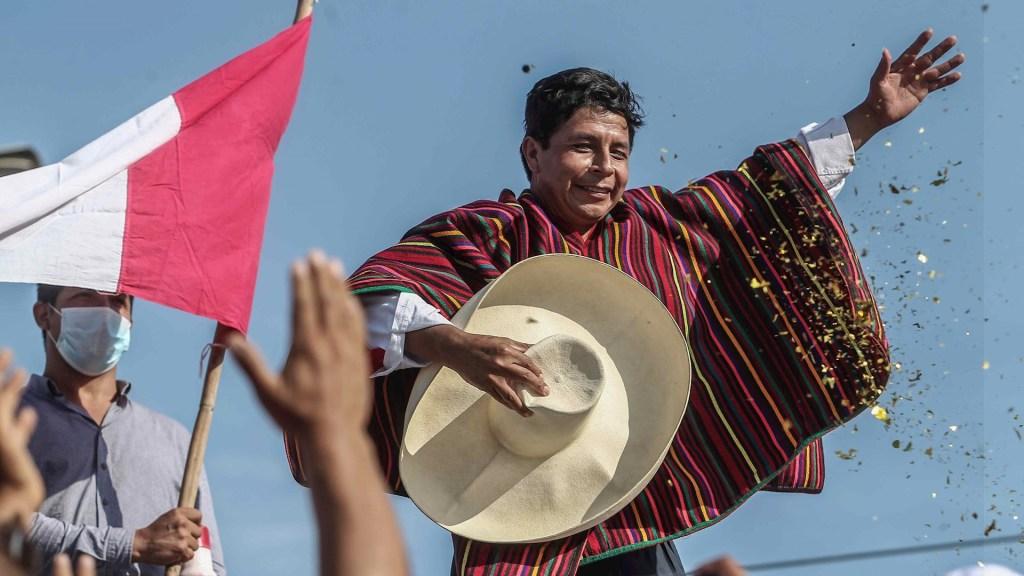 Hospitalizan a candidato presidencial en Perú; en duda el debate - Pedro Castillo Perú