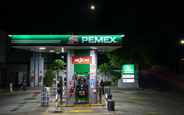 Gobierno no absorberá deuda de Pemex, pero sí ayudará a disminuirla, asegura Nahle - Pemex gasolinera gasolinas hidrocarburos