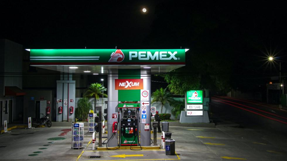 Cofece recomienda a Congreso no aprobar Ley de Hidrocarburos - Pemex gasolinera gasolinas hidrocarburos