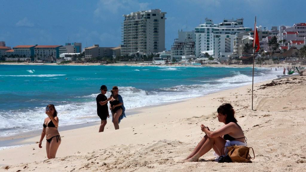 Tatiana Clouthier propone priorizar vacunación en destinos turísticos - Cancún Quintana Roo