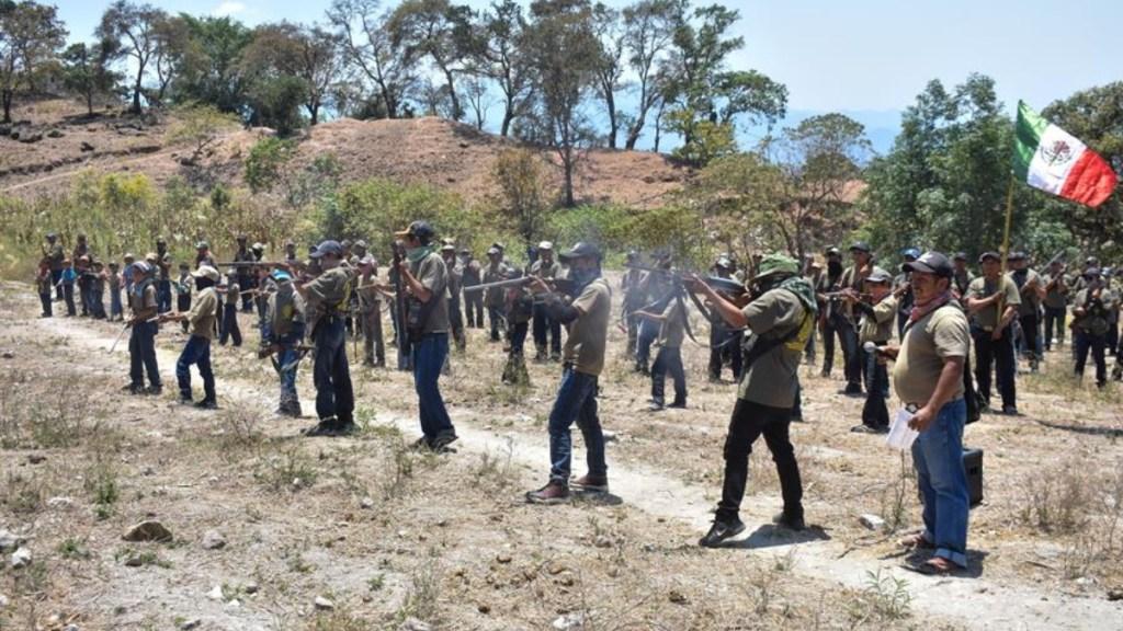 Integran a 30 niños de entre 6 y 11 años a Policía comunitaria en Guerrero - Policías Comunitarios Guerrero