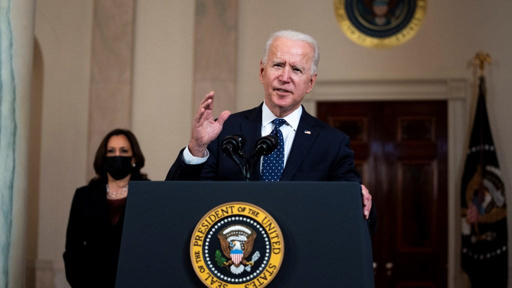 Casa Blanca seguirá financiando a organizaciones y prensa para combatir corrupción - Biden organizaciones