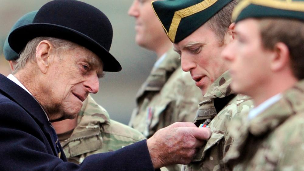 AMLO extiende condolencias por muerte de príncipe Felipe - Principe Felipe Duque de Edimburgo