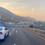 Colapsa puente peatonal en carretera 57 de San Luis Potosí