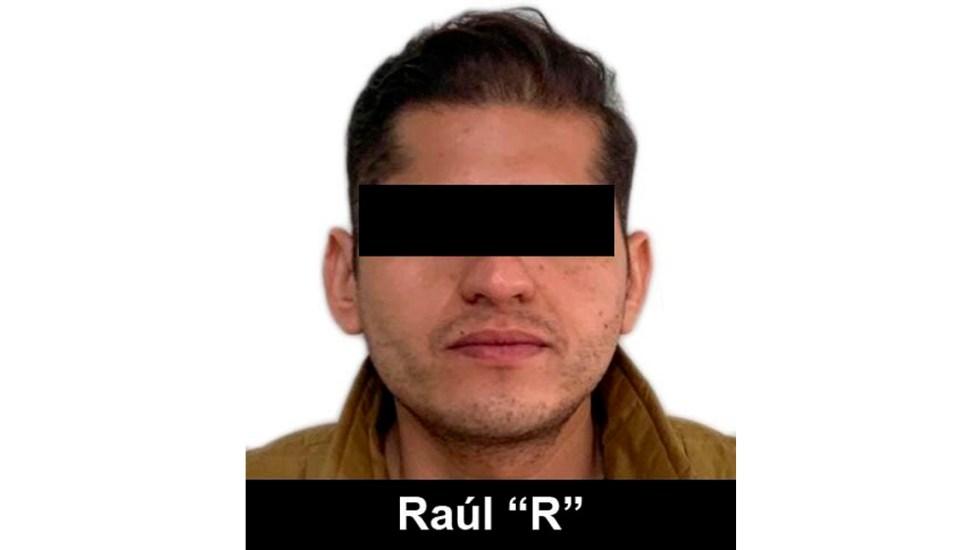 FGR extradita a EE.UU. a uno de los mexicanos más buscados por la DEA - Raúl R., mexicano extraditado a EE.UU. Foto de @FGRMexico