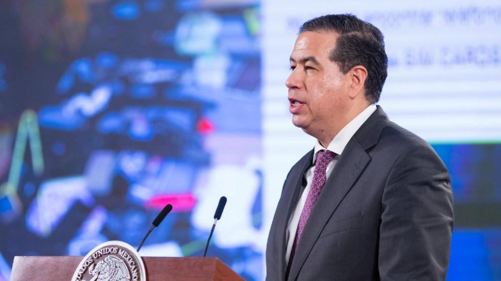 AMLO felicita a Ricardo Mejía, impulsor del padrón de celulares, por ataques recibidos - Ricardo Mejía Berdeja