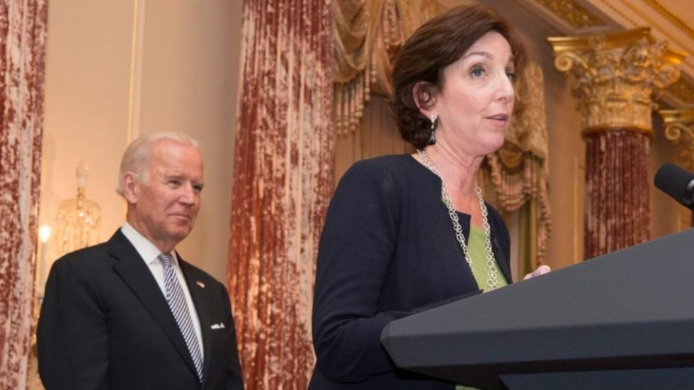 Roberta Jacobson dejará cargo como coordinadora para frontera con México a fines de abril - Roberta Jacobson. Foto de Gobierno de Estados Unidos