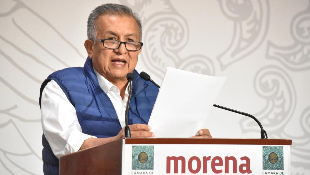 Abren proceso de desafuero contra Saúl Huerta, acusado de violación - Abren proceso de desafuero contra Saúl Huerta por acusaciones de violación. Foto de Cámara de Diputados