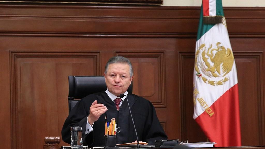 Piden empresarios frenar ampliación de Arturo Zaldívar al frente de la SCJN - SCJN Suprema Corte Justicia Nación México Arturo Zaldívar