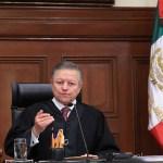Explica Zaldívar que consulta sobre ampliación de mandato es para evitar daños al poder judicial - SCJN Suprema Corte Justicia Nación México Arturo Zaldívar