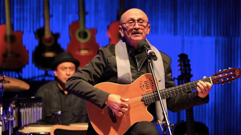 Murió el compositor yucateco Sergio Esquivel - El compositor yucateco, Sergio Esquivel murió este sábado. Foto de Facebook Sergio Esquivel Oficial