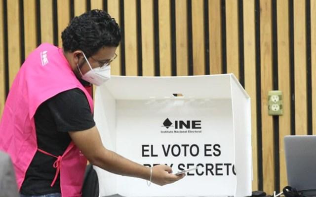Elecciones 2021 son las segundas más violentas en la historia de México, advierte Iglesia Católica - OEA observará elecciones del próximo 6 de junio. Foto de @INEMexico