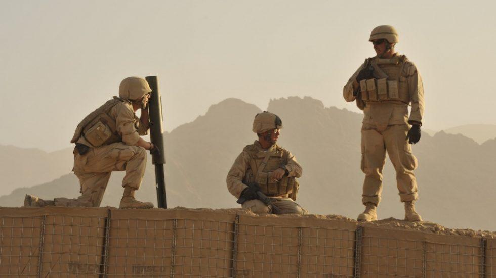 Biden retirará a todas las tropas de Afganistán para septiembre: medios - soldados tropas EEUU Afganistan