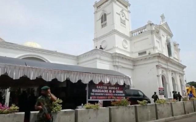 Sri Lanka recuerda a las víctimas de los atentados yihadistas de 2019 - Sri Lanka recuerda a las víctimas de los atentados yihadistas de 2019. Foto de EFE