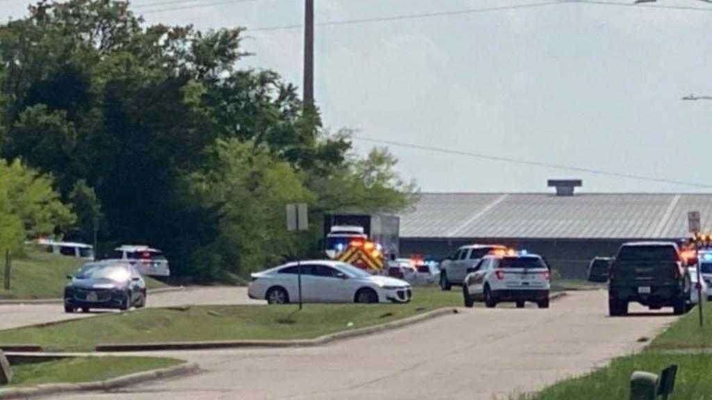 Identifican a dos mexicanos entre los heridos en tiroteo en Texas; ambos se encuentran estables - Un tiroteo en Bryan, Texas, deja unmuerto y cinco heridos, dos de ellos mexicanos. Foto de XBTX Rusty