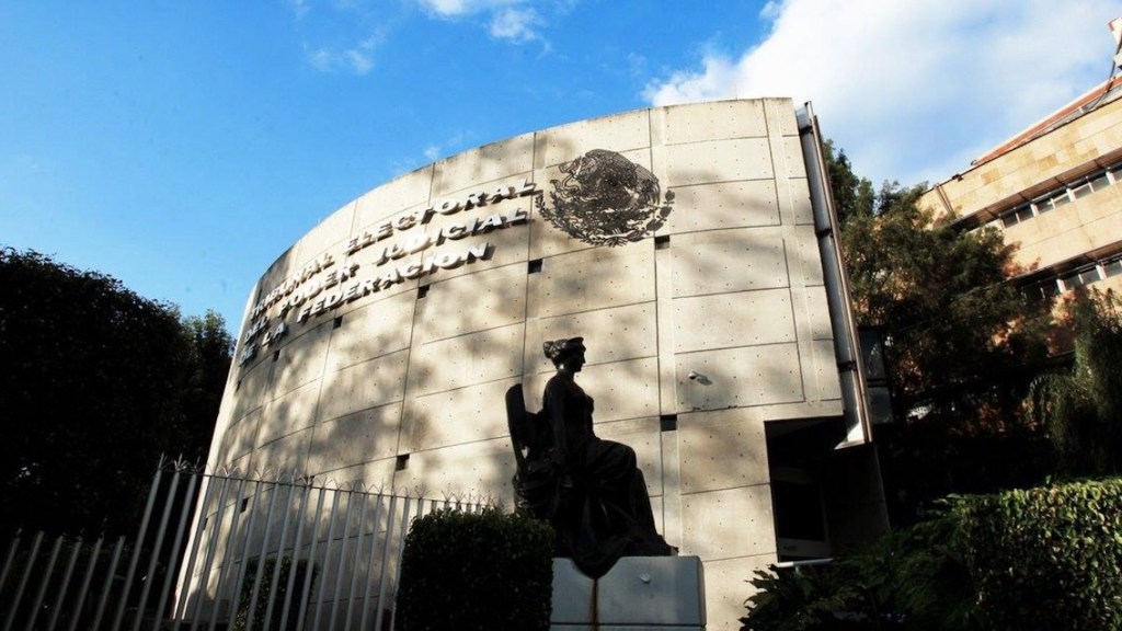 Estancado el diálogo en el Tribunal Electoral; magistrados dejan plantado a Vargas - Monreal Tribunal electoral del poder judicial de la federación TEPJF