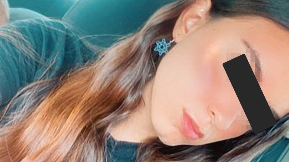 Localizan a joven reportada como desaparecida tras supuestamente ser llevada a terapia de conversión - Verónica Fonseca, joven reportada como desaparecida ante supuesta terapia de conversión. Foto de Twitter