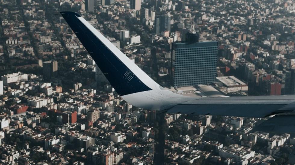 Estados Unidos degrada calificación aérea de México - Vista aérea de la CDMX. Foto de Marissa Lewis / Unsplash