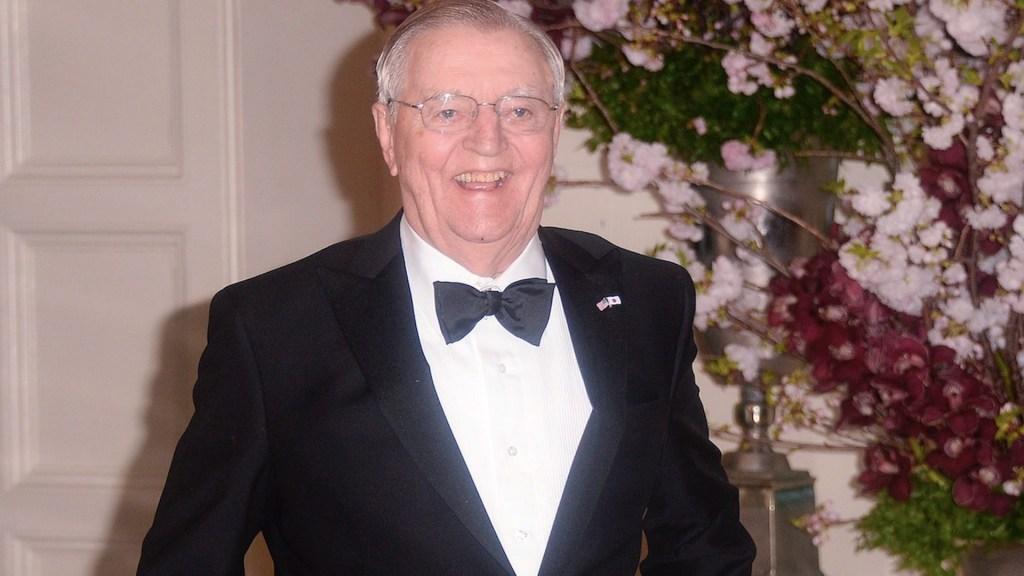 Murió a los 93 años Walter Mondale, vicepresidente de Jimmy Carter - Walter Mondale murió a los 93 años. Foto de EFE