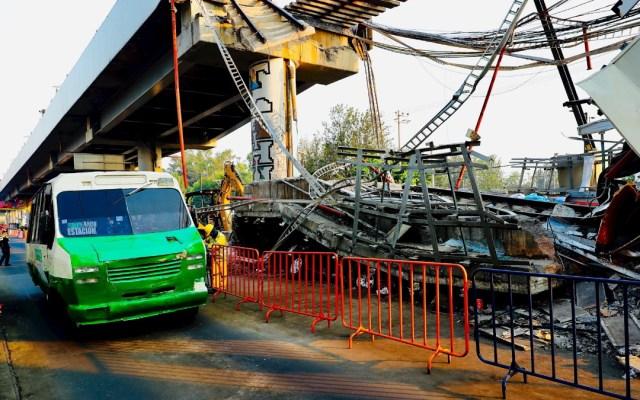 Mexicanos creen que la tragedia del Metro fue por grave negligencia - Accidente línea 12 Metro Ciudad de México 3