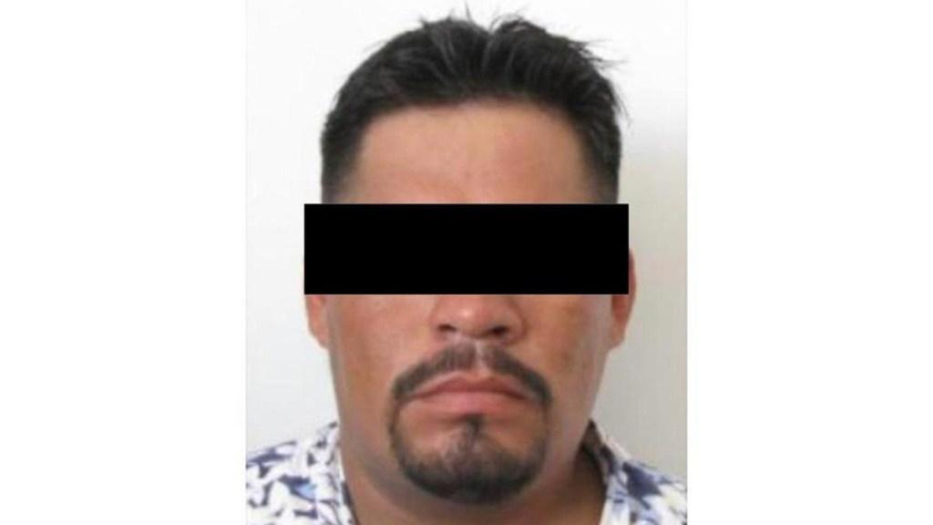 Detienen en Veracruz a 'El Chucky', presunto miembro de Los Zetas - Alberto N., mejor conocido como 'El Chucky'. Foto de Milenio