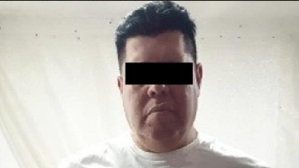 """Capturan a Amado Vicente """"N"""", presunto líder de La Unión Tepito - Amado Vicente N Unión Tepito"""