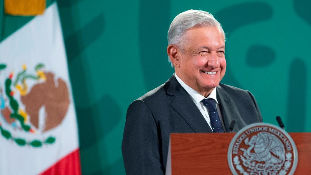 López Obrador presume primer lugar mundial en índice de aprobación - AMLO Lopez Obrador
