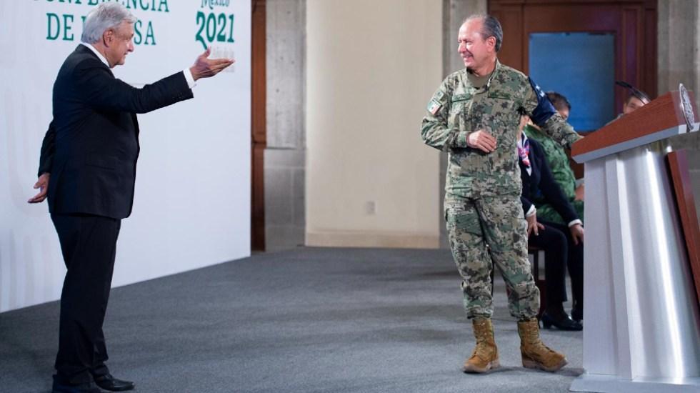 Alerta en México por la hostilidad del Gobierno con el Poder Judicial - AMLO Lopez Obrador gobierno Jose Rafel Ojeda Semar