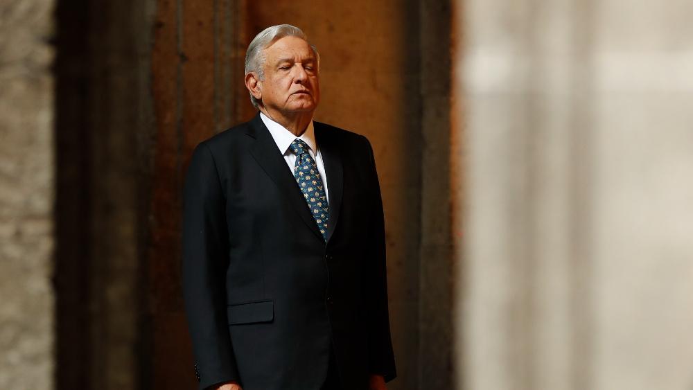 AMLO urge a Gobierno de EE.UU.para detener financiamiento a MCCI - AMLO Lopez Obrador financiamiento