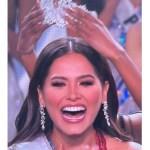 #Video México gana Miss Universo 2021 con Andrea Meza