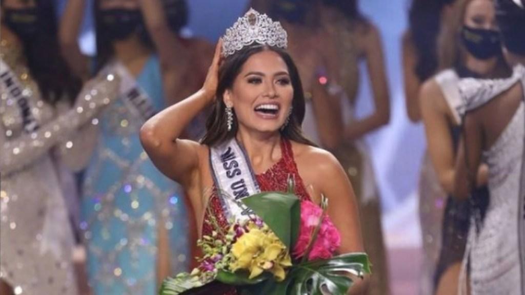 #Videos México gana Miss Universo 2021 con Andrea Meza - Andrea Meza mexicana Miss Universo 4