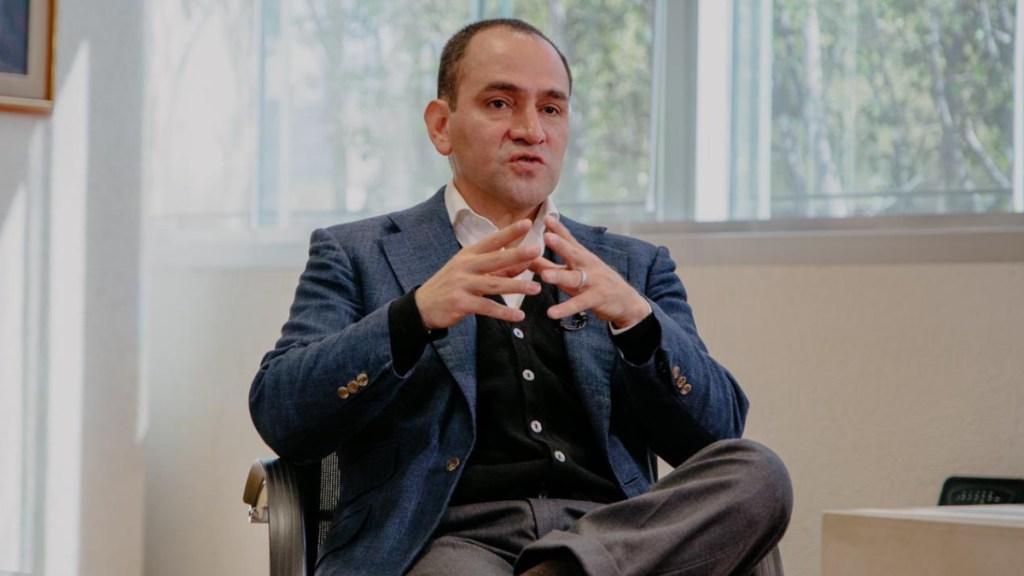 Arturo Herrera secretario de Hacienda y Crédito Público