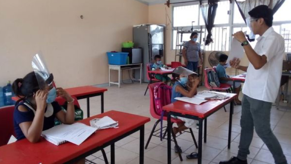 Campeche clases