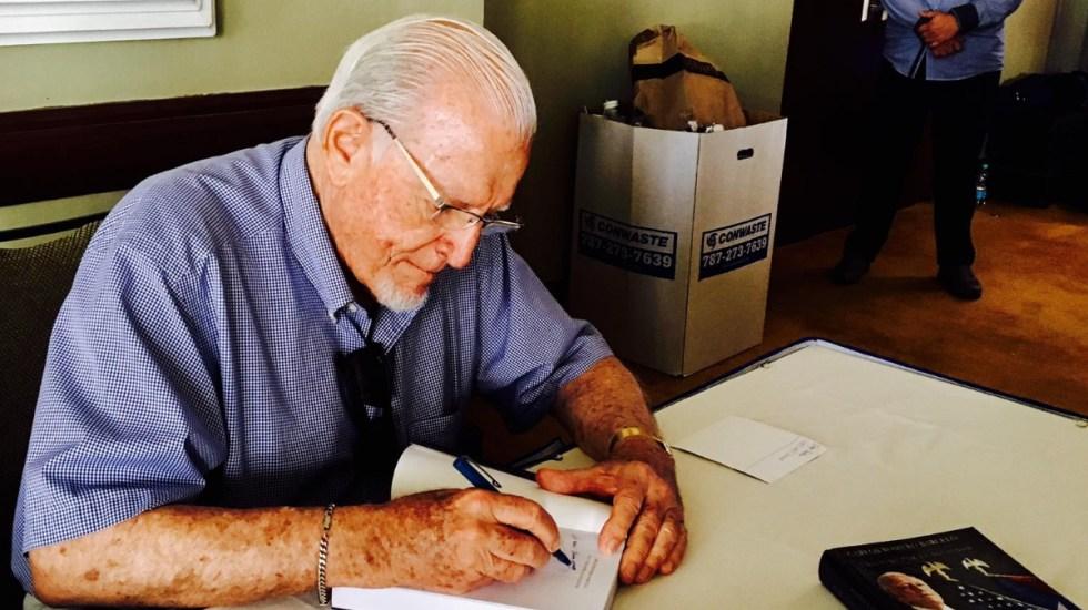 Muere a los 88 años Carlos Romero Barceló, exgobernador de Puerto Rico - Carlos Romero Barceló Puerto Rico