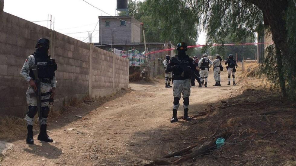 Asesinan a madre y a sus dos hijos en Chicoloapan, Edomex - Chicoloapan Edomex asesinatos