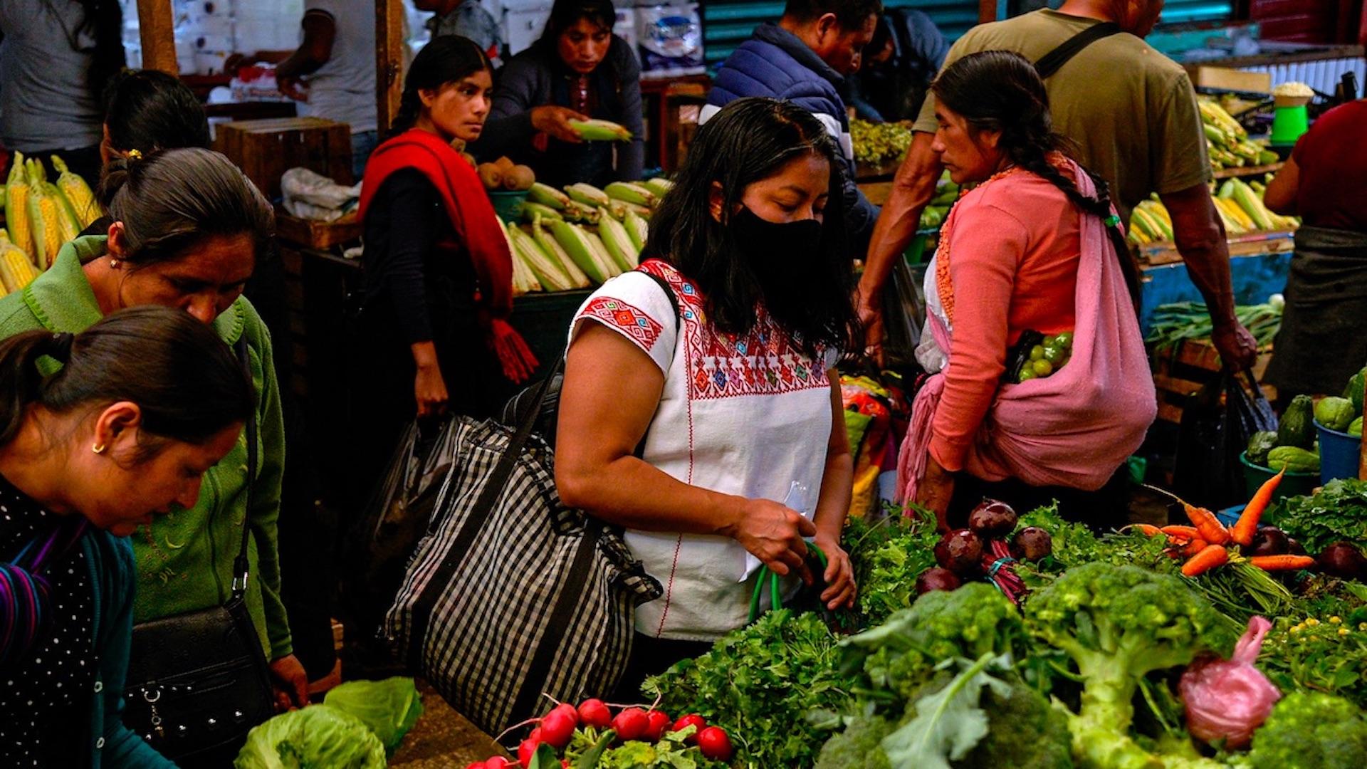 Claudia Albertina, la indígena tzotzil que revoluciona la cocina tradicional. Foto de EFE