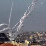 Al menos 20 muertos en Gaza en pico de violencia entre israelíes y palestinos - Este 10 de mayo se activaron las sirenas en Jerusalén después de que se dispararan cohetes desde la Franja de Gaza. Según las Fuerzas de Defensa de Israel (FDI), un civil israelí en un vehículo cercano resultó levemente herido y fue evacuado para recibir tratamiento. El Ministerio de Salud de Gaza anunció después la muerte de nueve personas tras un ataque israelí en la parte norte de la Franja de Gaza. Foto de EFE