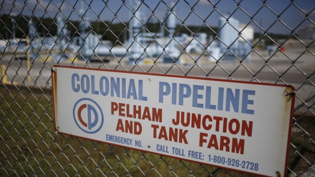Red de oleoductos de EE.UU. suspende operaciones por ciberataque - Mayor red de oleoductos de EE.UU. suspende operaciones por ciberataque. Foto de Bloomberg