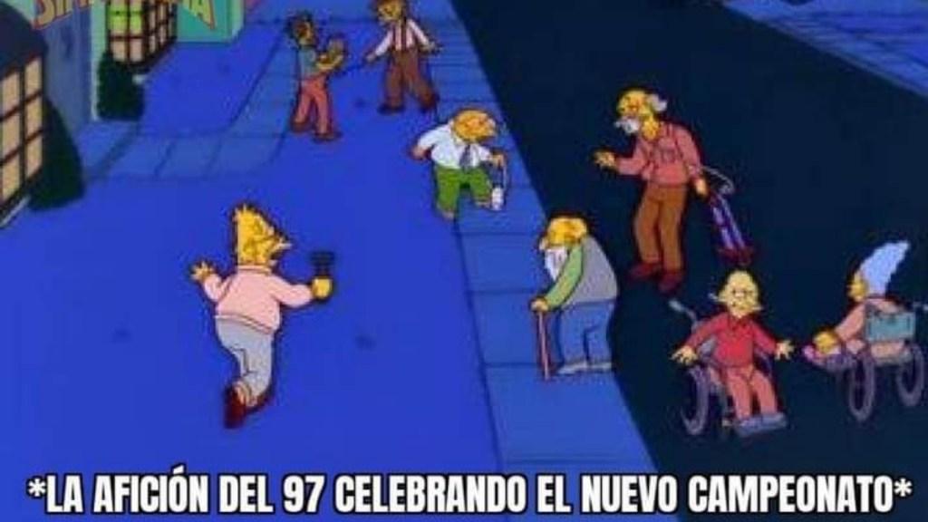 Los memes por el triunfo del Cruz Azul en el Guard1anes 2021 - Cruz Azul México partido Guard1anes 2021 10