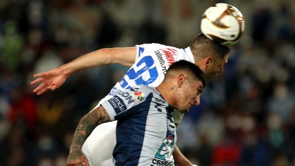 Cruz Azul y Pachuca empatan sin goles en la ida de la semifinal - Cruz Azul Pachuca Semifinal Liga MX