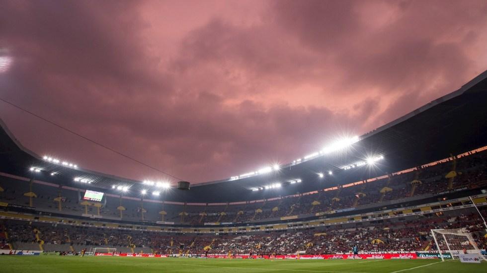Liguilla: Así se jugarán los Cuartos de Final del Clausura 2021 de la Liga MX - Panorámica del estadio Jalisco durante un partido a la reclasificación del torneo Guardianes 2021. Se jugará, en este estadio, la ida de los Cuartos de Final de la liguilla Foto de EFE/Francisco Guasco.
