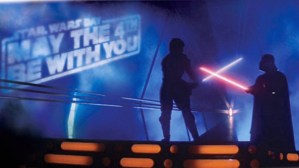 La fuerza de Star Wars se hace presente en Spotify - Día de Star Wars. Foto de @starwarsla