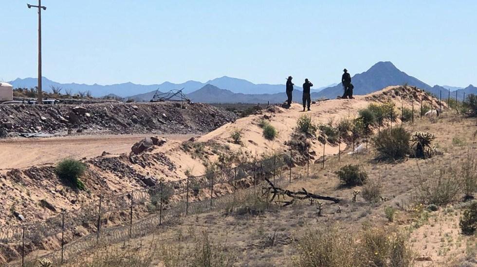 Asesinan en Sonora a dos defensores de la tierra - Ejido El Bajío. Foto de Ejido El Bajío / Facebook