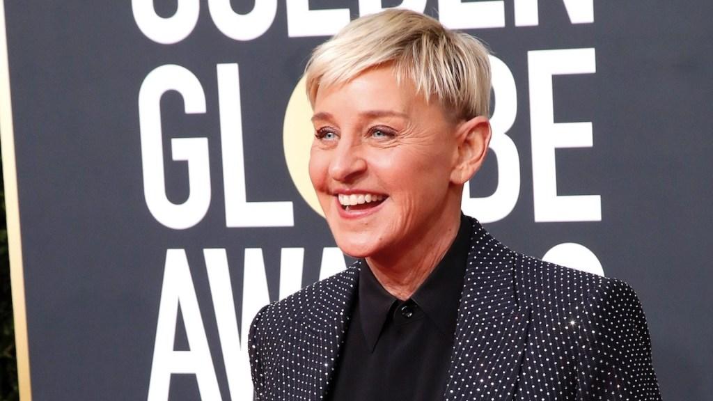 Ellen DeGeneres confirma que concluirá su programa en 2022 - Ellen DeGeneres confirma que concluirá su programa en 2022. Foto de EFE