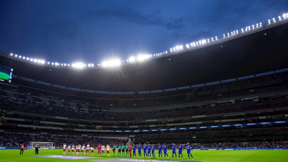 Fernando Hernández será el árbitro para la final de vuelta del Guardianes 2021 - Estadio Azteca árbitro